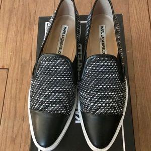Karl Lagerfeld Paris Kler2 Slip-On Sneaker